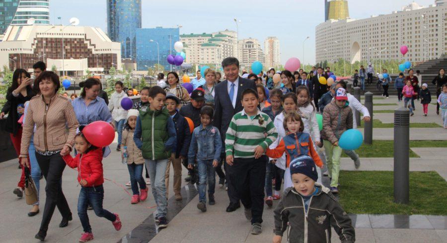 Астананың болашақ келбеті