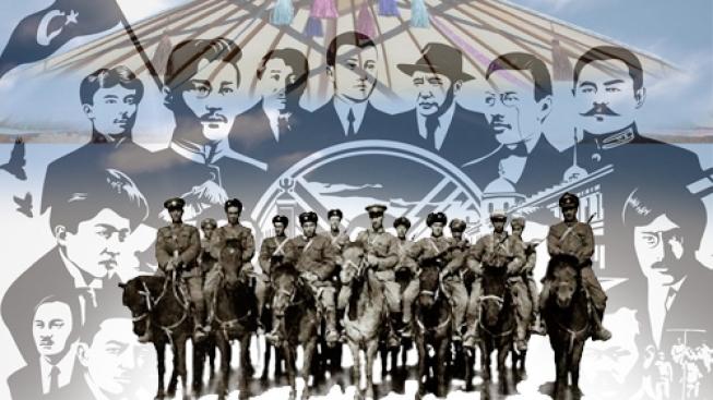 Большевики и алашординцы