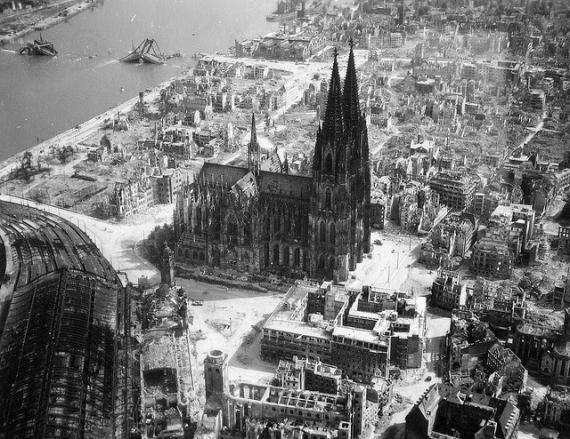 Германия после Второй мировой войны