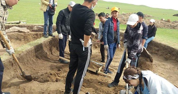 Памятники эпохи бронзы в Северном Казахстане